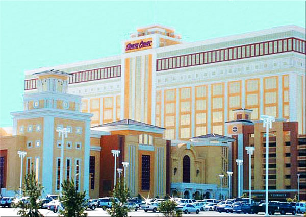 South Point Hotel, Casino & Spa