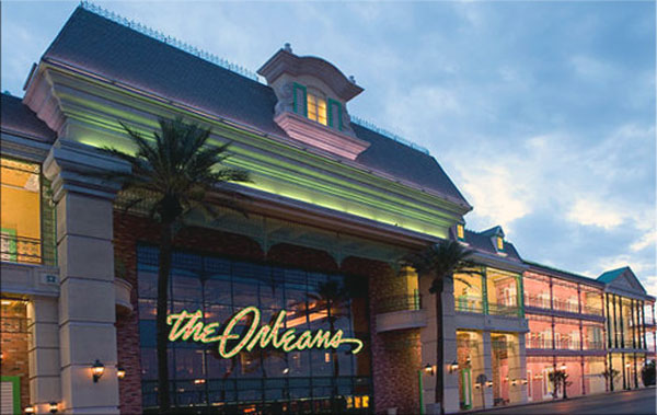 the orleans hotel casino