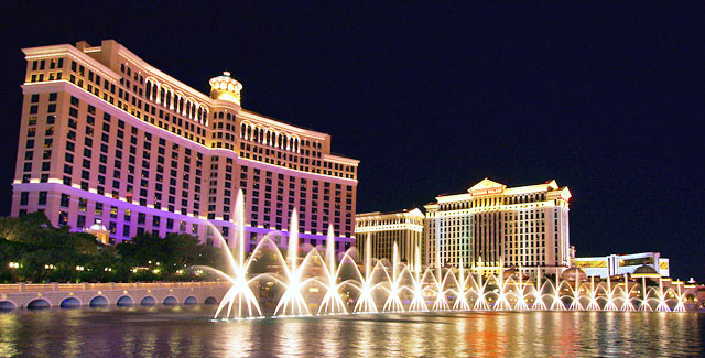 The Bellagio Hotel & Casino